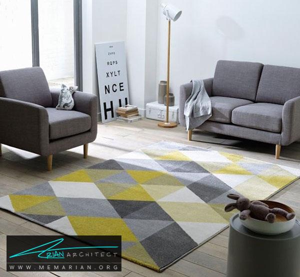 انتخاب سلیقه ای فرش - چگونه فرش مناسب خانه هایمان را انتخاب کنیم؟