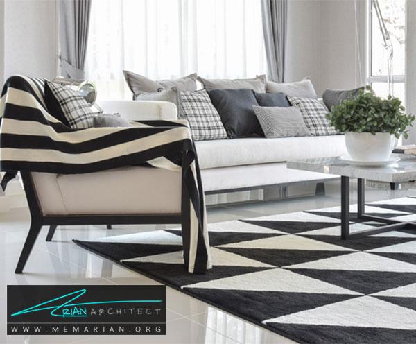 فرش مناسب دکوراسیون - چگونه فرش مناسب خانه هایمان را انتخاب کنیم؟