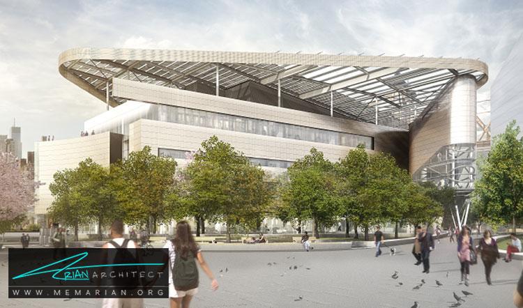 معماری ساختمان کرنل تک - 9 نمونه از بهترین ساختمانهای جدید دانشگاه در سراسر جهان