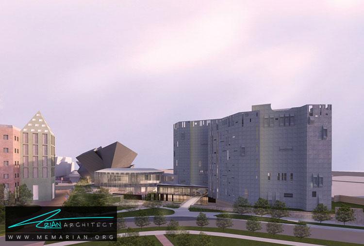 موزه هنرهای معاصر دنور - چرا شهر دنور آمریکا یکی از بهترین شهرها برای هنر و طراحی است؟