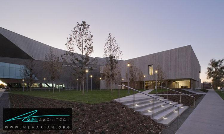 موزه استیل کلایفور - چرا دنور بهترین شهر هنر و طراحی در آمریکا است؟