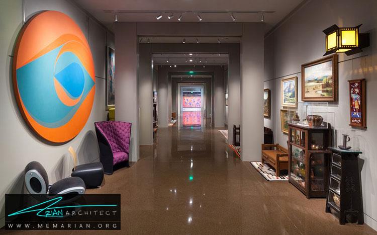 موزه هنرهای زیبای کریکلند - چرا دنور بهترین شهر هنر و طراحی در آمریکا است؟