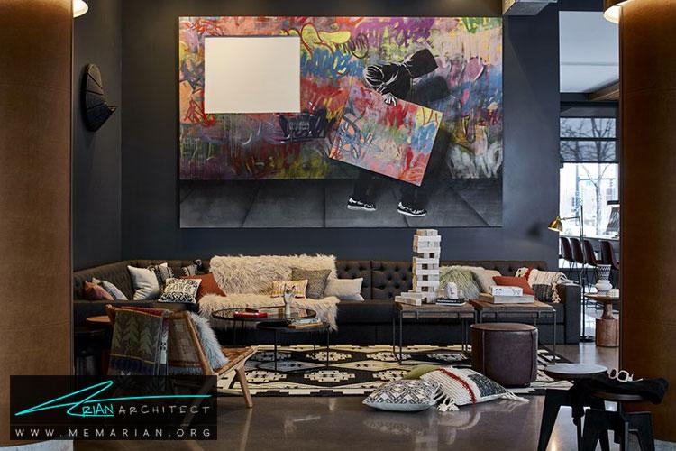 هتل موکسی چری کریک - چرا شهر دنور آمریکا یکی از بهترین شهرها برای هنر و طراحی است؟