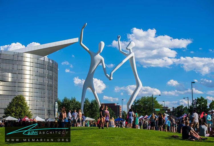 دنور شهر هنر و طراحی - چرا شهر دنور آمریکا یکی از بهترین شهرها برای هنر و طراحی است؟