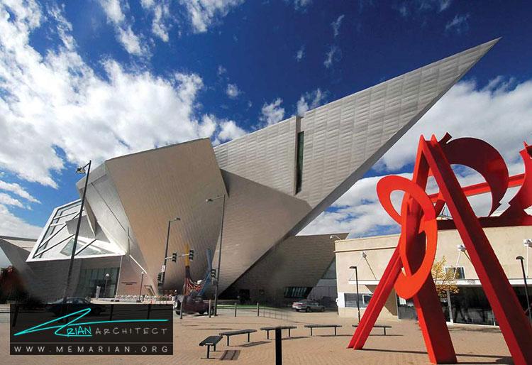 هنر در دنور، آمریکا - چرا شهر دنور آمریکا یکی از بهترین شهرها برای هنر و طراحی است؟