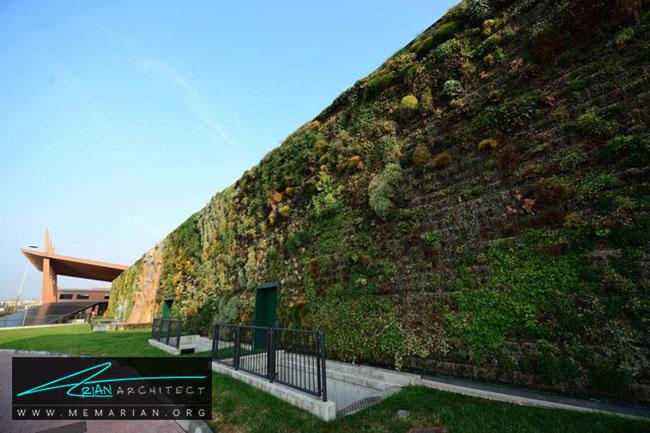 مرکز خرید فیوردالسیو در ایتالیا - 9 ساختمان که اثربخشی معماری سبز را اثبات می کند.