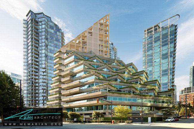ساختمان Evergreen کانادا - 9 ساختمان که اثربخشی معماری سبز را اثبات می کند.
