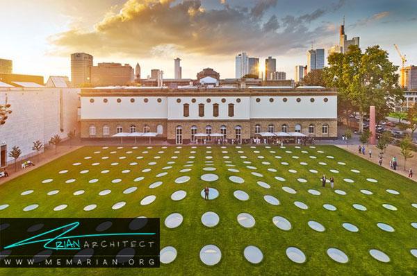 بام سبز در آلمان- معرفی 12 نمونه از معماری بام سبز در سراسر جهان