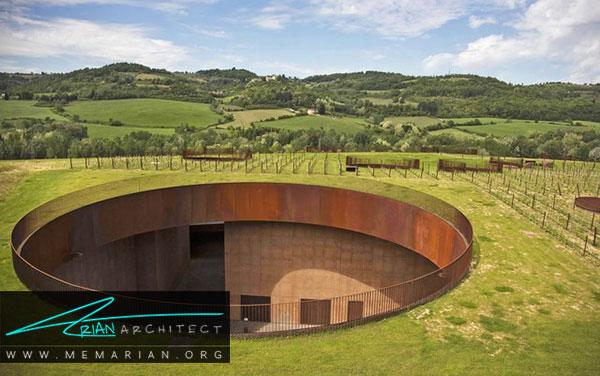 بام سبز در ایتالیا- معرفی 12 نمونه از معماری بام سبز در سراسر جهان
