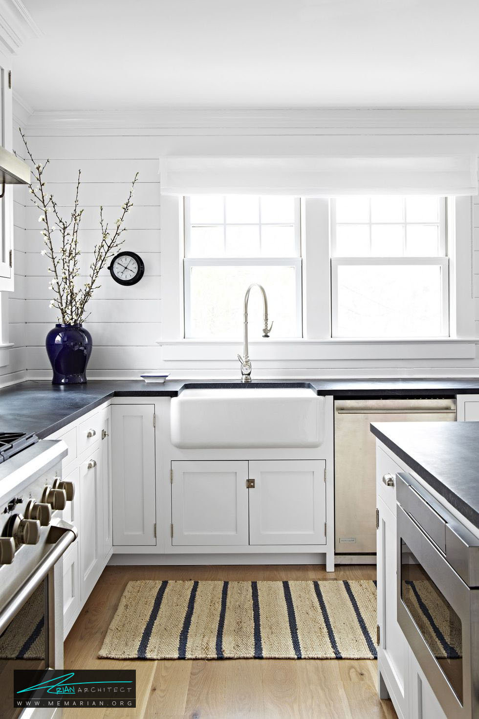 دکوراسیون آشپزخانه ساده و مفید - 20 ایده جذاب برای دکوراسیون آشپزخانه