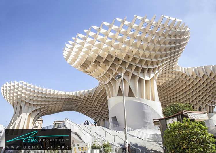 متروپل پاراسول - راهنماهای سفر به مکان هایی با بهترین آثار معماری جهان