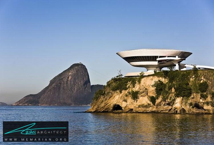 موزه هنرهای معاصر نیتروی - راهنماهای سفر به مکان هایی با بهترین آثار معماری جهان