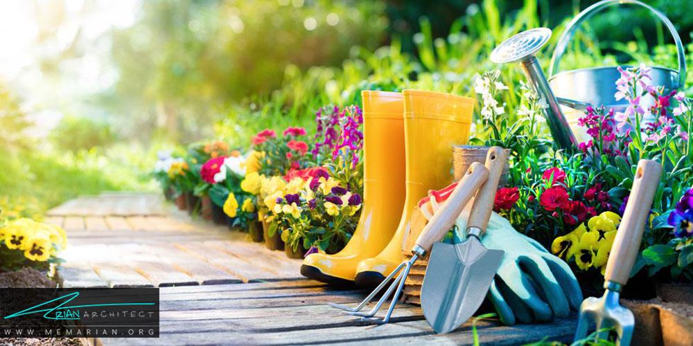 برای داشتن یک باغچه ارگانیک در حیاط خانه چه کارهایی باید انجام دهیم؟