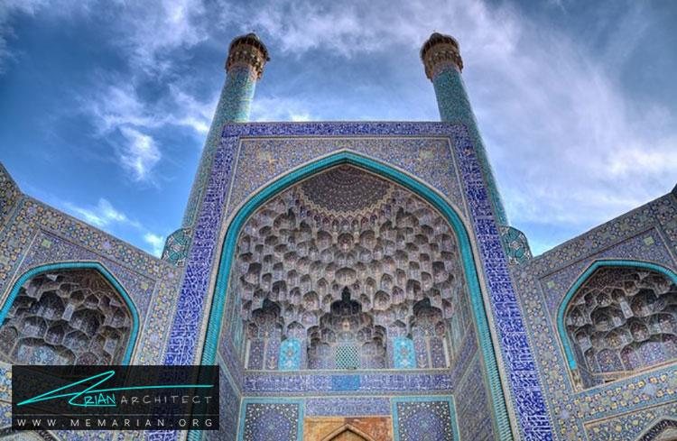 مسجد شاه - راهنماهای سفر به مکان هایی با بهترین آثار معماری جهان