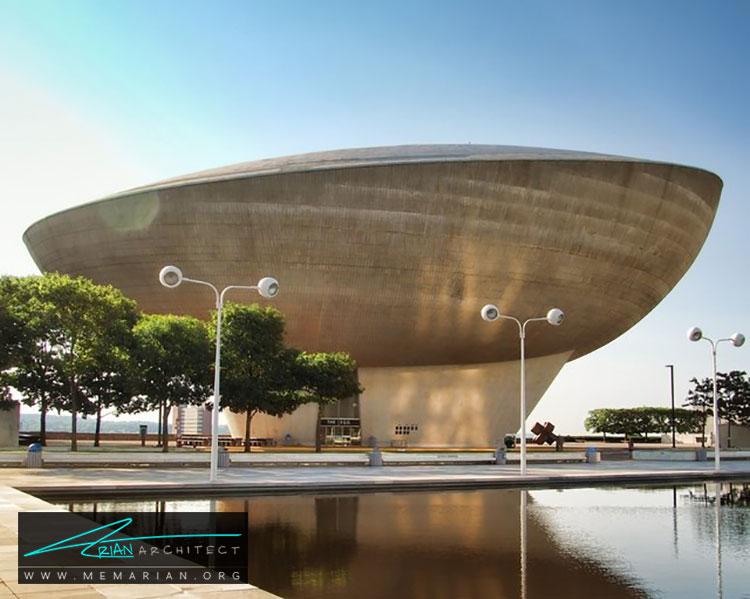 خانه تخم مرغ - راهنماهای سفر به مکان هایی با بهترین آثار معماری جهان