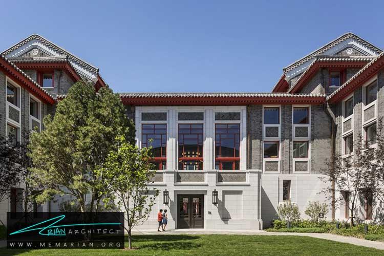معماری ساختمان دانشگاه چینهوا - 9 نمونه از بهترین ساختمانهای جدید دانشگاه در سراسر جهان