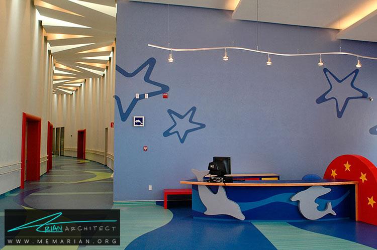طراحی دیوار فضاهای جمعی - 10 ایده طراحی دیوار با طراحی خلاقانه