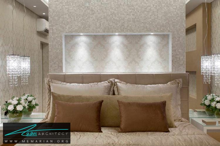 طراحی دیوار اتاق خوب - 10 ایده طراحی دیوار با طراحی خلاقانه
