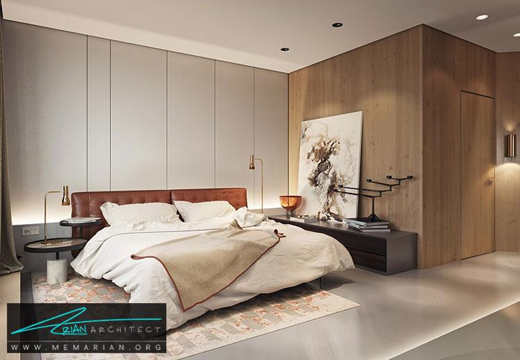طراحی نمای چوبی - 10 ایده طراحی دیوار با طراحی خلاقانه