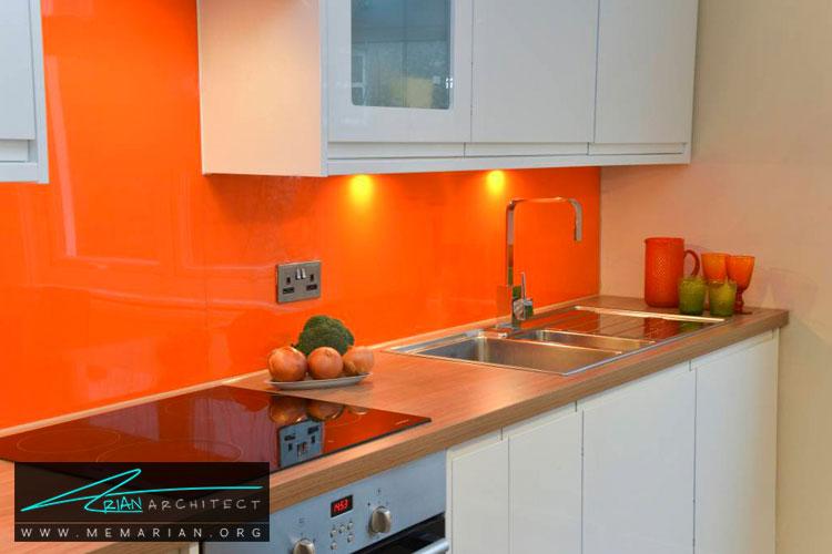 طراحی دیوار با رنگ های شاد - 10 ایده طراحی دیوار با طراحی خلاقانه