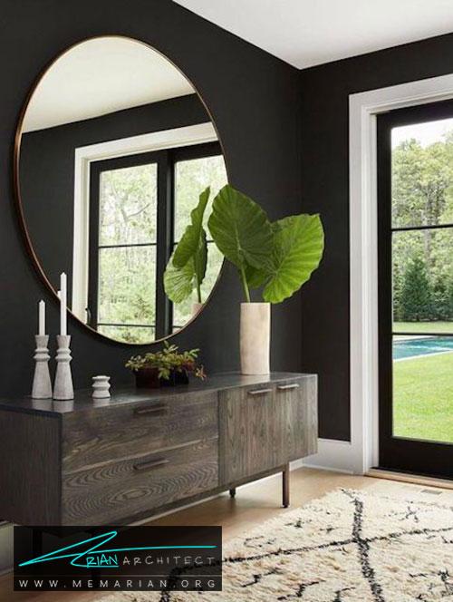 آینه های کلاسیک - شیک ترین ایده های دکوراسیون با آینه