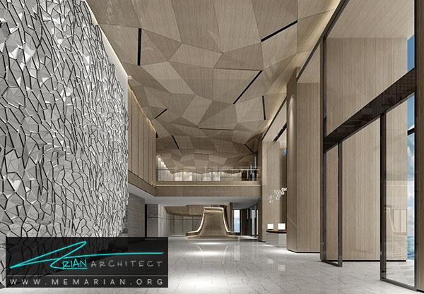 سقف کناف در راهرو - مدل های سقف کاذب در دکوراسیون داخلی