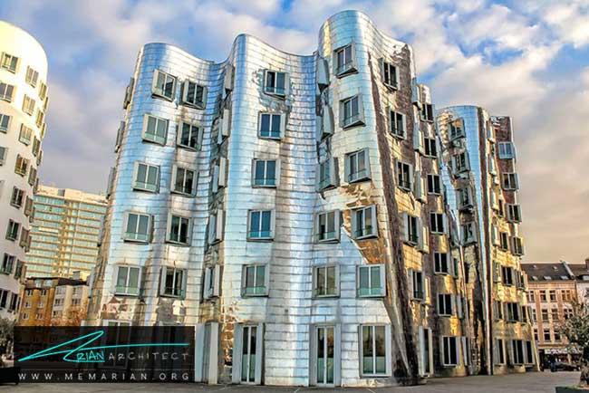 نئو زولهوف، معماری فرانک گری - 30 ساختمان دیدنی طراحی شده توسط فرانک گری
