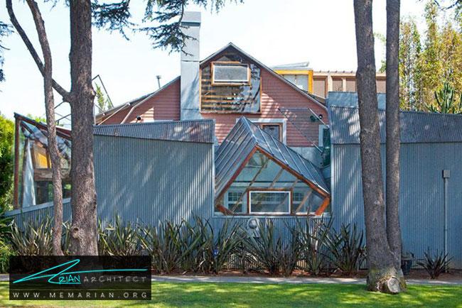 خانه گری، معماری فرانک گری - 30 ساختمان دیدنی طراحی شده توسط فرانک گری