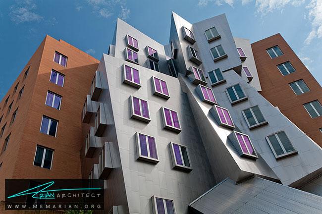 مرکز استاتا، معماری فرانک گری - 30 ساختمان دیدنی طراحی شده توسط فرانک گری