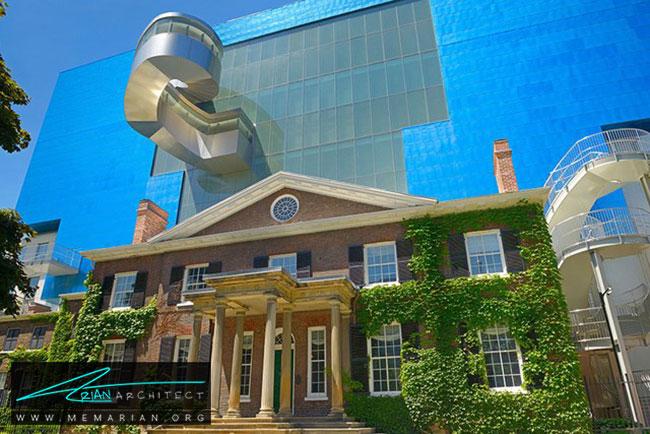 گالری هنری انتاریو ، معماری فرانک گری - 30 ساختمان دیدنی طراحی شده توسط فرانک گری