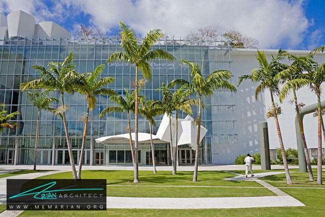 مرکز جهانی جدید، معماری فرانک گری - 30 ساختمان دیدنی طراحی شده توسط فرانک گری