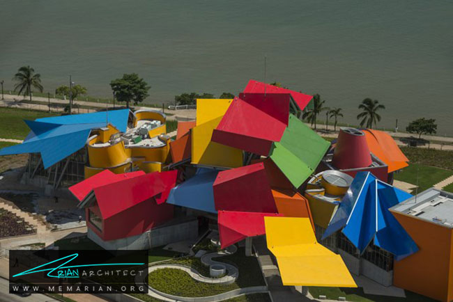ساختمان Biomuseo، معماری فرانک گری - 30 ساختمان دیدنی طراحی شده توسط فرانک گری