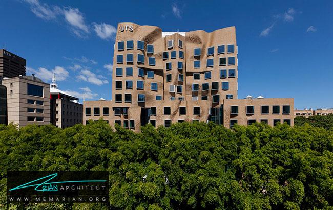 ساختمان دکتر چاو چاک وینگ، معماری فرانک گری - 30 ساختمان دیدنی طراحی شده توسط فرانک گری