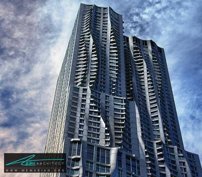 معماری فرانک گری - 30 ساختمان دیدنی طراحی شده توسط فرانک گری