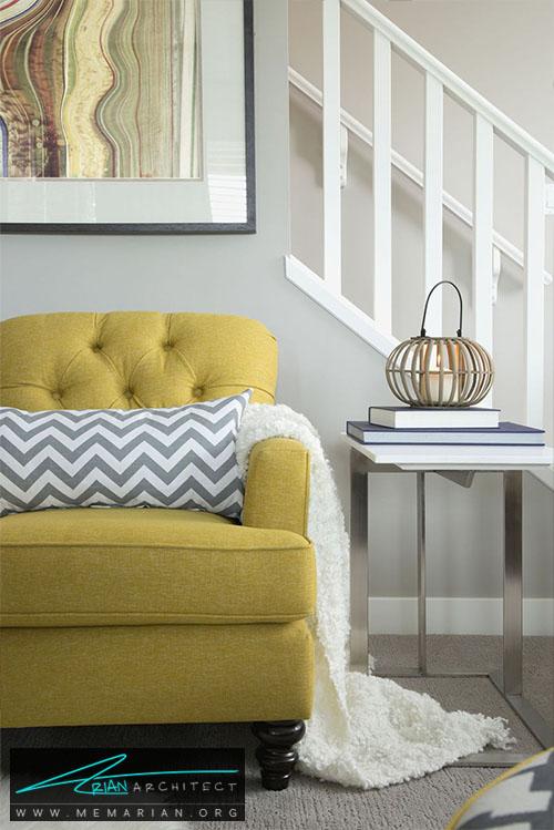 بالشت و پتوی مخملی ! ارزشمند و فوق العاده - 15 ایده جالب برای دکوراسیون اتاق خانواده