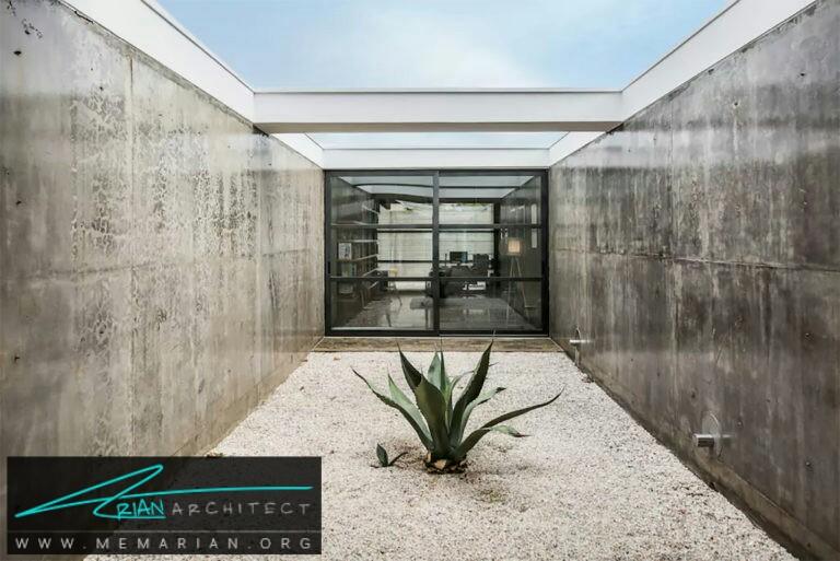 ویلا 7 - کرت - معماری ویلا