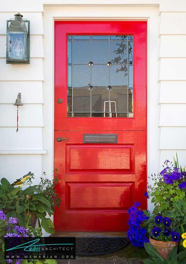 درب قرمز - 15 مورد برای آوردن خوش شانسی در خانه