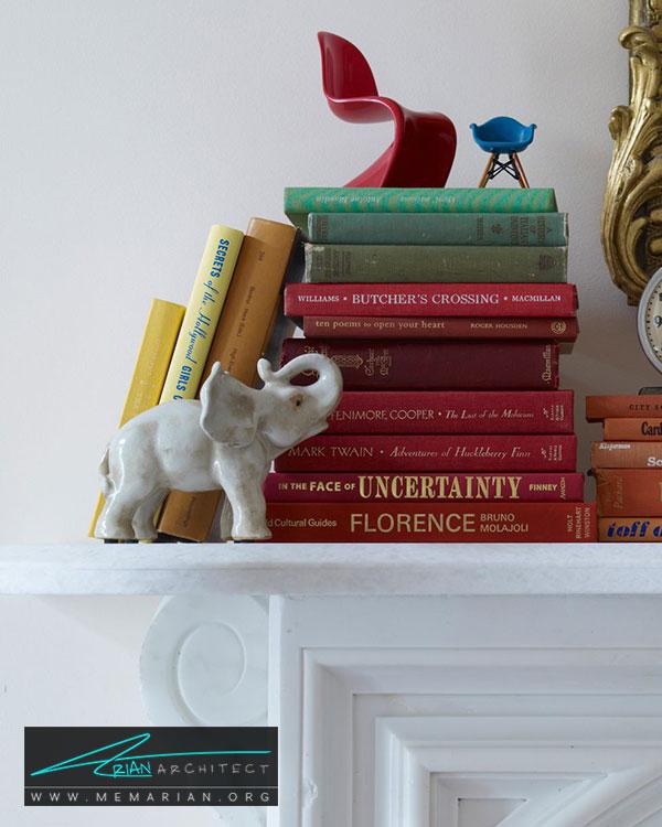 مجسمه فیل - 15 مورد برای آوردن خوش شانسی در خانه