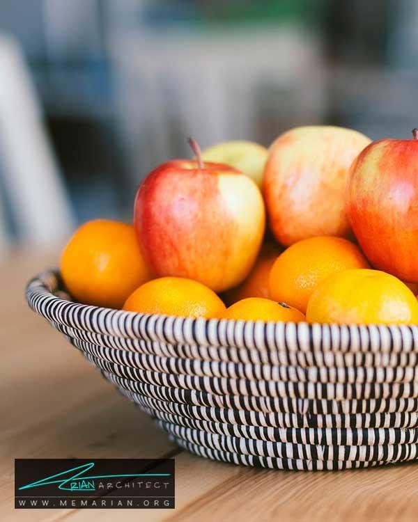 میوه ها - 15 مورد برای آوردن خوش شانسی در خانه