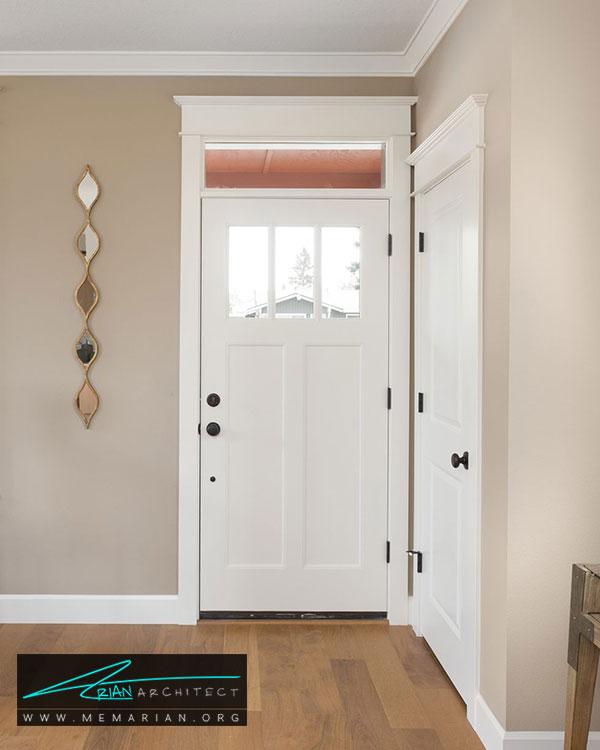ورودی تمیز - 15 مورد برای آوردن خوش شانسی در خانه