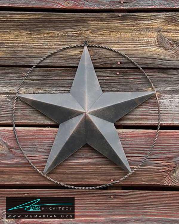 نماد ستاره - 15 مورد برای آوردن خوش شانسی در خانه