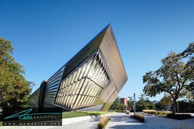 موزه هنری الی و ادیت براد - معماری مدرن را با آثار معمارانی همچون فرانک لوید رایت و زاها حدید کشف کنید