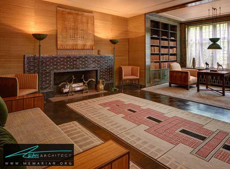 انجمن آموزشی کرانبورک - معماری مدرن را با آثار معمارانی همچون فرانک لوید رایت و زاها حدید کشف کنید