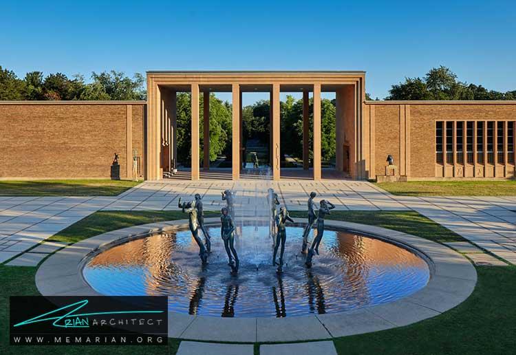 معماری مدرن در میشیگان - معماری مدرن را با آثار معمارانی همچون فرانک لوید رایت و زاها حدید کشف کنید