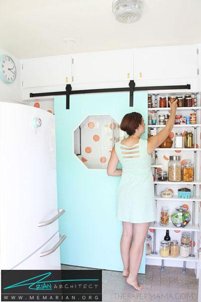 بهترین جزئیات سفارشی - 16 ایده برای دکوراسیون قفسه آشپزخانه