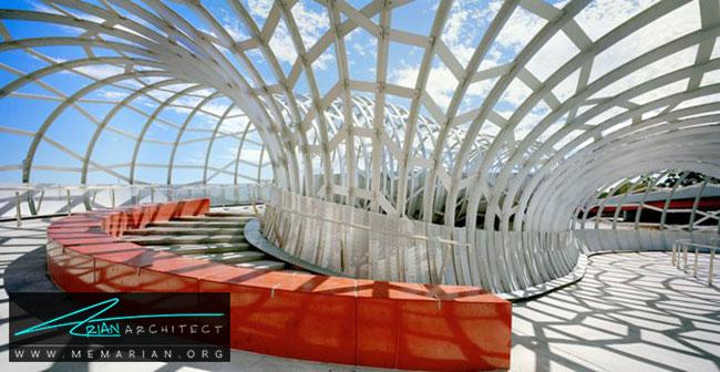 پل وب - 18 پل پیاده روی با طراحی های شگفت انگیز در جهان
