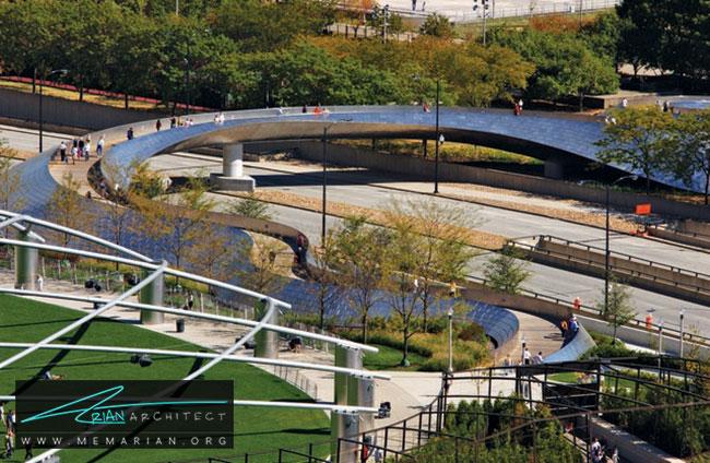 پل بی پی - 18 پل پیاده روی با طراحی های شگفت انگیز در جهان