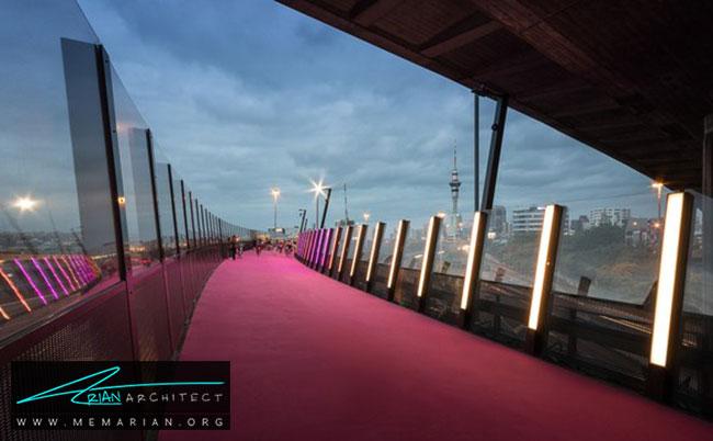 مسیر روشن آکلند - 18 پل پیاده روی با طراحی های شگفت انگیز در جهان