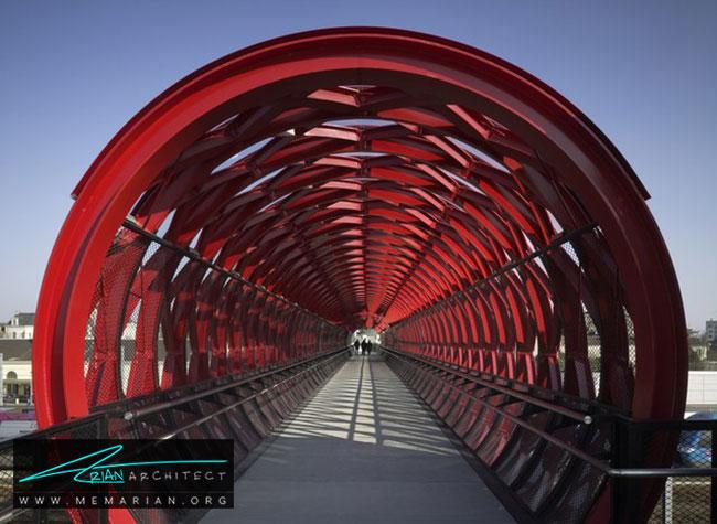 پل لاروشه سور ین - 18 پل پیاده روی با طراحی های شگفت انگیز در جهان