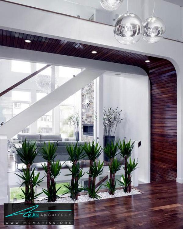 طراحی خلاقانه برای گیاهان خانگی - ایده های چیدمان گل و گیاه در دکوراسیون داخلی منزل